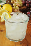 Lemon spritzer Royalty Free Stock Photography