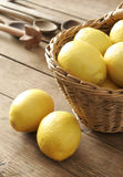 Lemon Stock - Fruit and Vegetable Series Royalty Free Stock Photos