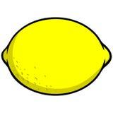 Lemon Symbol Royalty Free Stock Photo