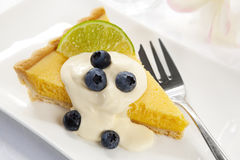 Free Lemon Tart Royalty Free Stock Photography - 16122547