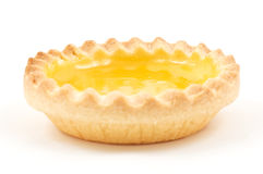 Lemon Tart Royalty Free Stock Image