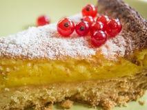 Free Lemon Tart Royalty Free Stock Image - 44792366