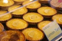 Lemon Tarts Royalty Free Stock Images