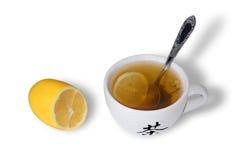 Lemon tea Stock Images