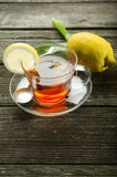 Lemon tea Royalty Free Stock Photos