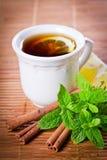Lemon Tea Royalty Free Stock Images