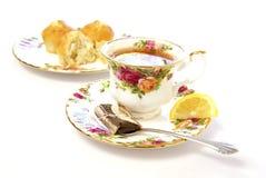 Lemon Tea Royalty Free Stock Photography