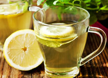 Lemon Tea Stock Image