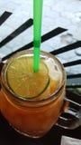 Lemon tea Royalty Free Stock Photo