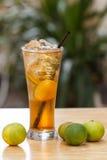 Lemon Tea Stock Photography