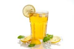 Lemon tea Stock Photos
