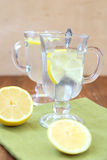 Lemon tea Stock Photography