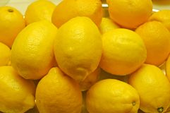 Lemon Time Royalty Free Stock Photography