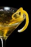 Lemon twist Stock Photography
