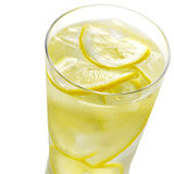 Lemon water Stock Photo