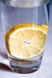Lemon Water Stock Images
