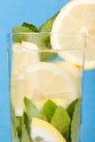Lemon water Royalty Free Stock Image