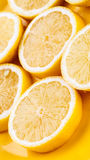 Lemon wheels extended Royalty Free Stock Photos