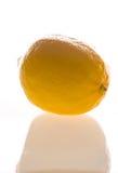 Lemon on white Royalty Free Stock Image