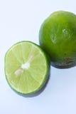 Lemon. On the white background Royalty Free Stock Images