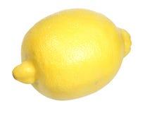 Lemon on a white background Royalty Free Stock Photo