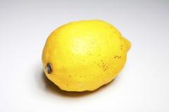 Lemon. Whole lemon  at studio shot Royalty Free Stock Photo