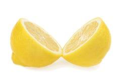 Lemon yellow Stock Image