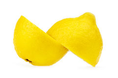 Lemon yellow Stock Photo