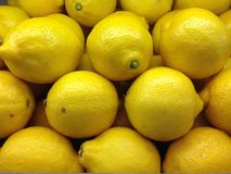 Lemon. Yellow Lemon Stock Royalty Free Stock Photography