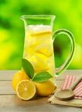 Lemonad Fotografering för Bildbyråer