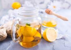 Lemonad Foto de archivo libre de regalías