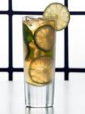 Lemonad med is Royaltyfria Foton