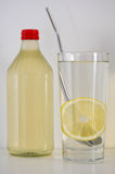 Lemonade. Made with fresh lemons Royalty Free Stock Images