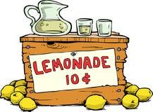 lemonade royaltyfri illustrationer