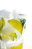 Lemonade beverage Stock Images