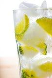 Lemonade beverage Stock Image