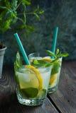 Lemonade fresh drink Stock Image