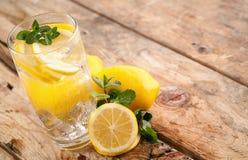 Lemonade Stock Photography