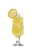 Lemonade with ice Royalty Free Stock Images