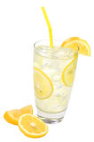 Lemonade, Lemons, Isolated, Clipping Path Stock Image