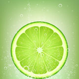 Lemonade lime Stock Photo