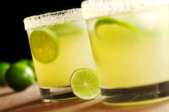 Lemonade and Limes Royalty Free Stock Image