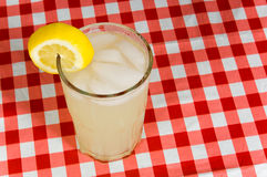 Lemonade at Picnic Royalty Free Stock Photography