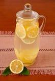 Lemonade Pitcher Stock Photography