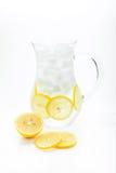 Lemonade Pitcher Stock Image