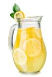 Lemonade pitcher Stock Photos