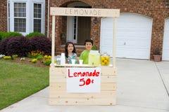 Lemonade Stand Stock Photos