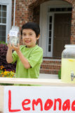 Lemonade Stand Royalty Free Stock Images