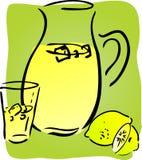 lemonadecitroner Royaltyfri Foto