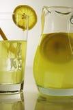 lemonadekanna Royaltyfri Foto